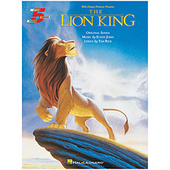 Hal Leonard The Lion King « Bladmuziek