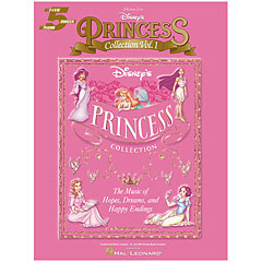 Hal Leonard Disney's Princess Collection Vol.1 « Bladmuziek