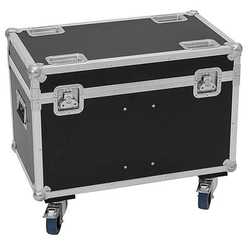 Case para iluminación Roadinger Flightcase 2x DMH-75.i/DMH-80/TMH XB-130