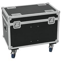 Roadinger Flightcase 2x DMH-75.i/DMH-80/TMH XB-130 « Light Case
