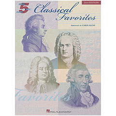 Hal Leonard Classical Favorites « Notenbuch