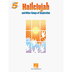 Hal Leonard Hallelujah and Other Songs of Inspiration « Bladmuziek