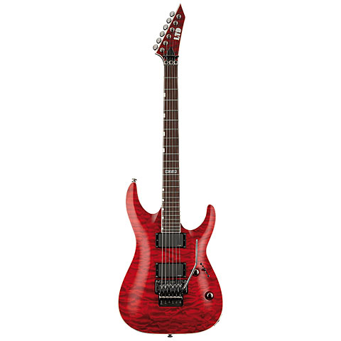 ESP LTD MH-401QM Trem STR B-Stock « Electric Guitar