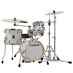 "Sonor AQ2 14"" White Pearl Martini Drumset « Drum Kit"