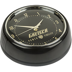 Gretsch Guitars Retro Wall Clock « Article cadeau