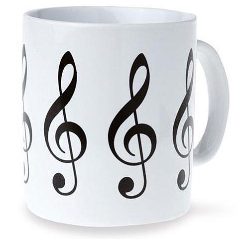 Koffiebeker Vienna World Treble Clef Mug