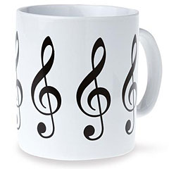 Vienna World Treble Clef Mug « Tazas