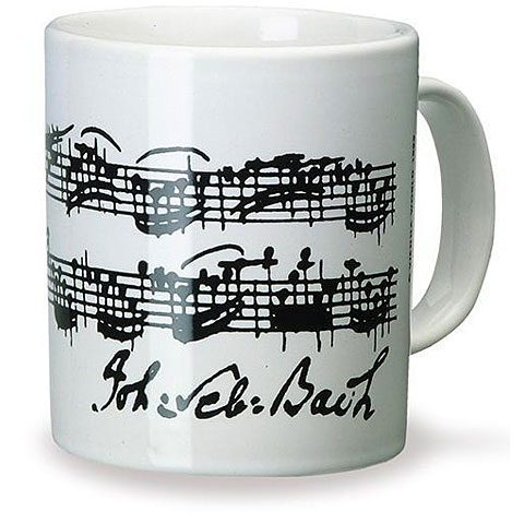 Tazas Vienna World Bach Mug