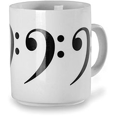 Vienna World Bass Clef Mug