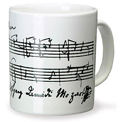 Vienna World Mozart Mug