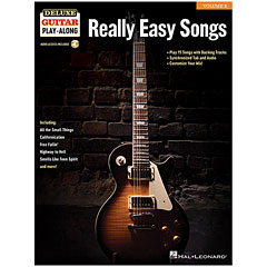 Hal Leonard Deluxe Guitar Play-Along Vol. 2 - Really Easy Song « Play-Along