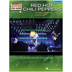 Hal Leonard Deluxe Guitar Play-Along Volume 6 - Red Hot Chili Peppers « Play-Along