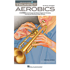 Hal Leonard Trumpet Aerobics « Manuel pédagogique