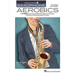 Hal Leonard Saxophone Aerobics « Leerboek