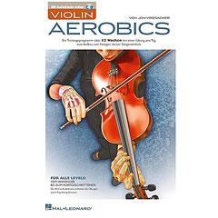 Hal Leonard Violin Aerobics « Leerboek