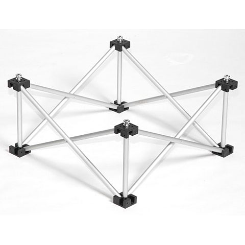 Element de scène Intellistage 90 Degree Right Triangle Riser 0,4 m