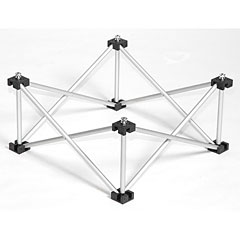 Intellistage 90 Degree Right Triangle Riser 0,8 m « Elementos de escenario