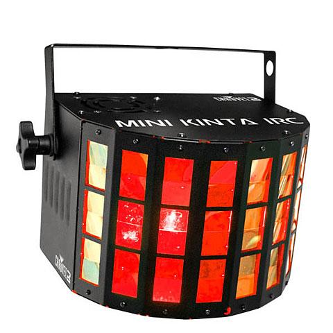 Lichteffekt Chauvet DJ Mini Kinta IRC