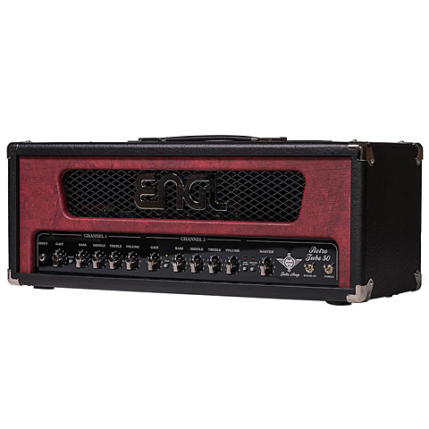 Cabezal guitarra Engl Retro Tube 50 E762