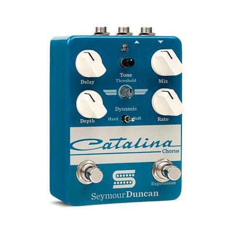 Effektgerät E-Gitarre Seymour Duncan Catalina Chorus