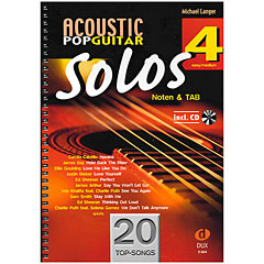 Dux Acoustic Pop Guitar Solos 4 « Libro de partituras