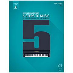 Dux 5 Steps to Music (Vol. 1) « Cancionero