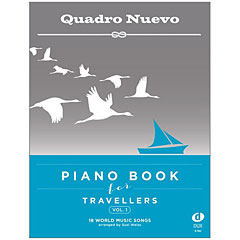 Dux Piano Book for Travellers (Vol. 1) « Notenbuch