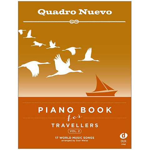Notenbuch Dux Piano Book for Travellers (Vol. 2)