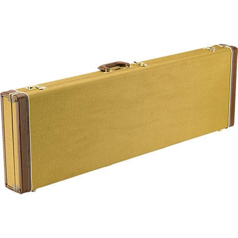 Koffer E-Bass Fender Classic Series Case - Precision Bass®/Jazz Bass® Tweed