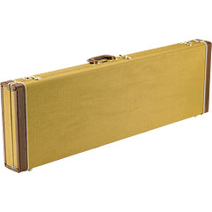 Fender Classic Series Case - Precision Bass®/Jazz Bass® Tweed « Etui basse électrique