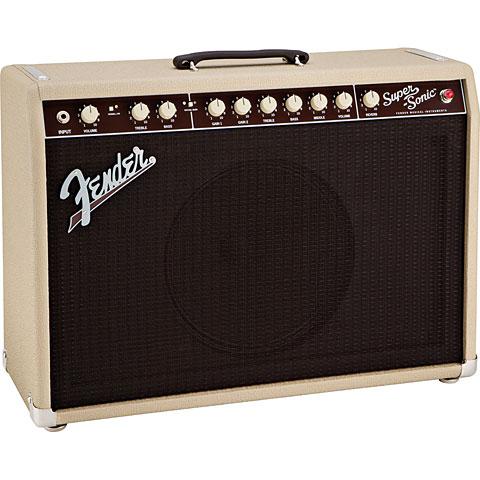 Amplificador guitarra eléctrica Fender Super Sonic 22 BLD
