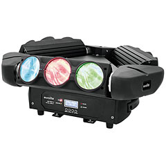 Eurolite LED MFX-4 Beam Effect B-Stock « Moving Head
