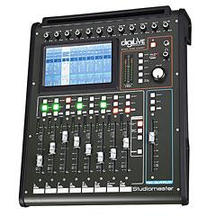 Studiomaster Digilive 16 « Console de mixage numérique