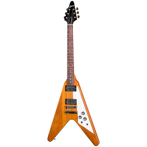 Gibson Flying V Antique Natural « Guitare électrique