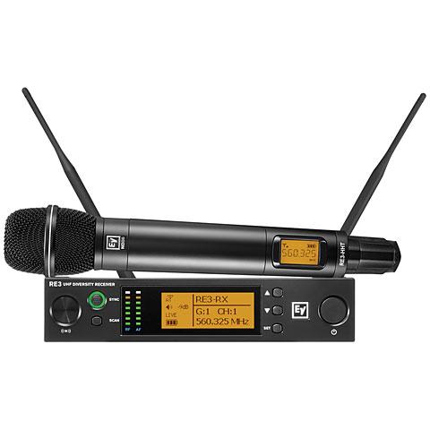 Micrófono inalámbrico Electro Voice RE3-ND86-8 m