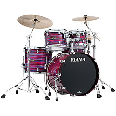 "Tama Starclassic Walnut/Birch 20"" 4pc Lacquer Phantasm Oyster « Drum Kit"