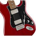 E-Gitarre Fender Limited Edition Mahogany Blacktop Stratocaster CRT