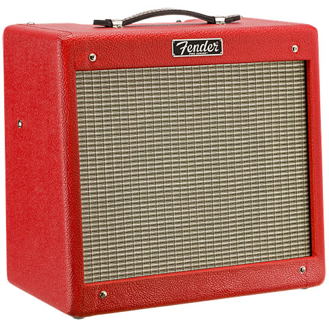 Amplificador guitarra eléctrica Fender Pro Junior IV FSR Brit Red