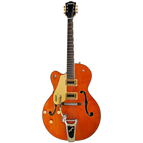 Gretsch Guitars Electromatic G5420TGLH-59 Vintage Orange « Guitarra eléctrica zurdos
