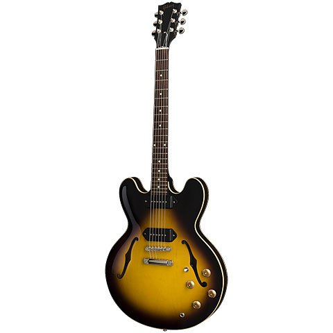 Gibson ES-335 Dot P90, Vintage Burst « Electric Guitar