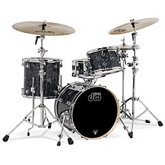 DW Performance 20''/12''/16'' Pewter Sparkle B-STOCK « Batterie acoustique