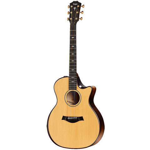 Taylor 614ce Builder's Edition 2019, Natural Top