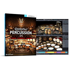 Toontrack Orchestral Percussion SDX « Softsynth
