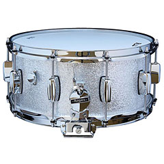 "Rogers Dyna-Sonic 14"" x 6,5"" Model 33 Snare Drum Silver Sparkle « Snare Drum"