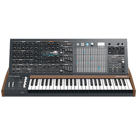 Arturia MatrixBrute Flightcase Bundle