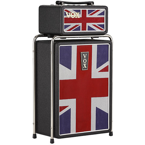 Gitaar Stack VOX Super Beetle Mini Halfstack Union Jack