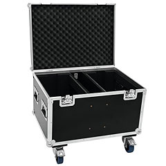 Roadinger Flightcase 2 x Wave « Lichtcase