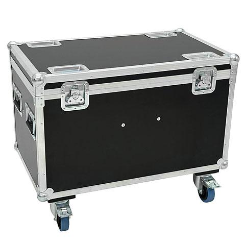 Case para iluminación Roadinger Flightcase 4x DMH-75.i/DMH-80/TMH XB-130