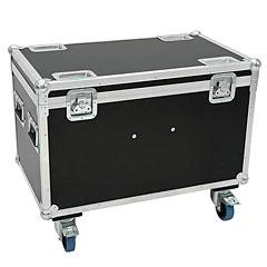 Roadinger Flightcase 4x DMH-75.i/DMH-80/TMH XB-130 « Light Case