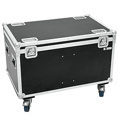 Roadinger Flightcase 4 x EYE-19 « Lichtcase